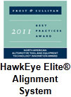 Hawkeye elite alignment system